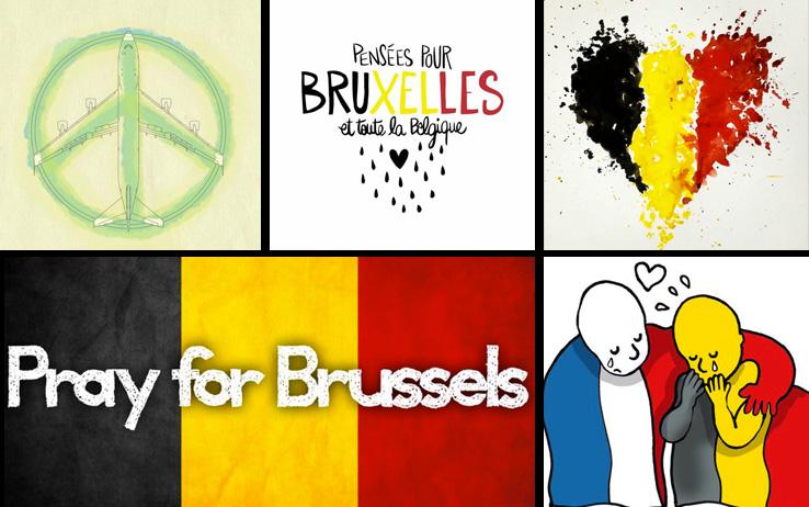 Sto  Male… Un pensiero per Bruxelles…