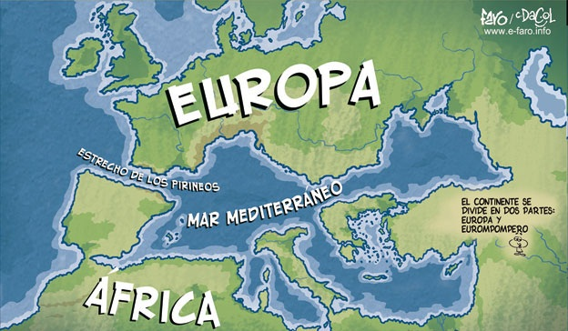 Approfondimento: Rapporto Europa/Africa