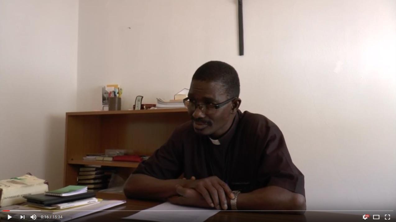 Intervista a Padre Oscar